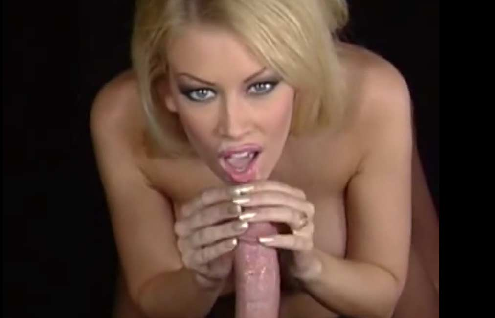 Jenna jameson blow job